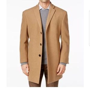Banana Republic Men's Velvet Trench Coat